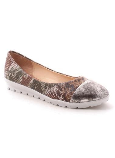 %100 Deri Sandalet-Gio&Mi